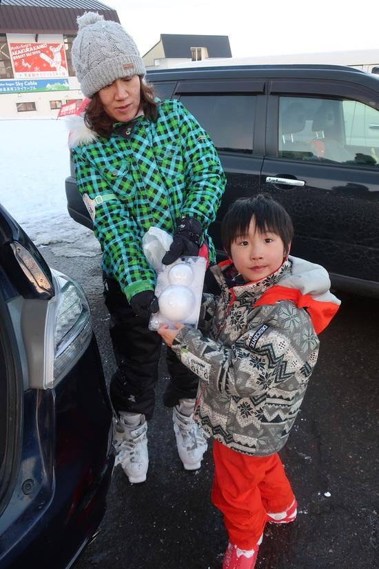 幸せすぎるよ|赤倉観光リゾートスキー場のクチコミ画像3