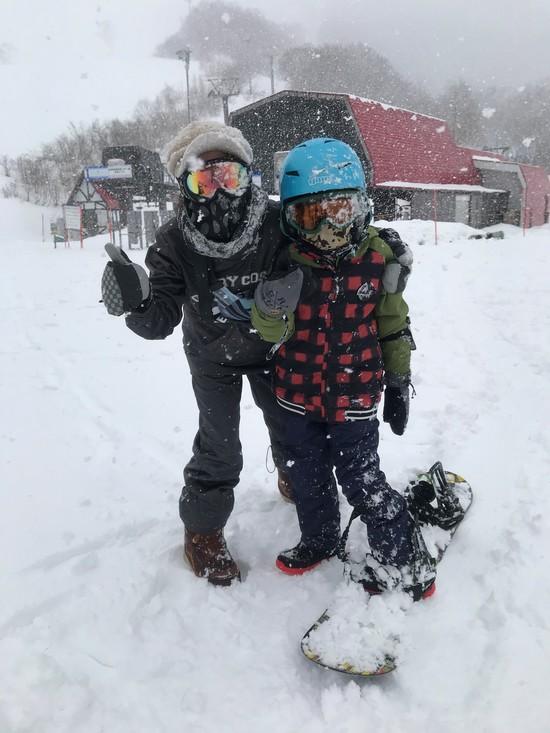 まさかの新雪|白馬コルチナスキー場のクチコミ画像
