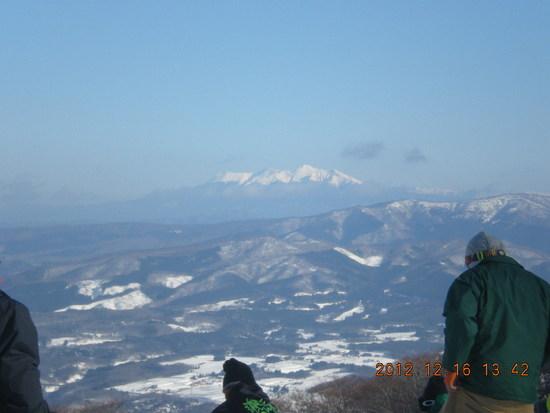 今シーズンの初滑り|高鷲スノーパークのクチコミ画像2