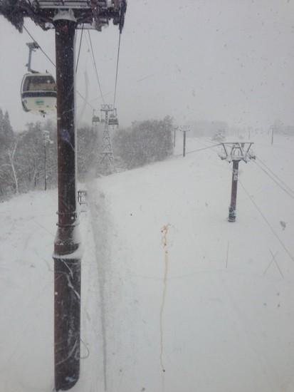 ベースまで|栂池高原スキー場のクチコミ画像