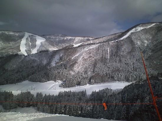 雪良し、温泉良し 野沢温泉スキー場のクチコミ画像