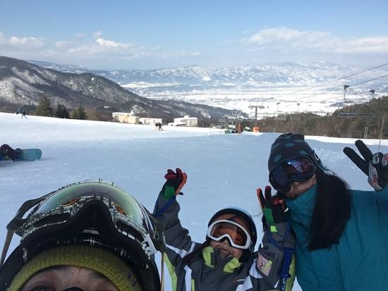 のんびり まったり でも スリリング!|北信州 木島平スキー場のクチコミ画像