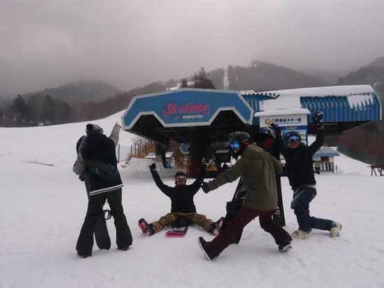 初野麦峠|信州松本 野麦峠スキー場のクチコミ画像