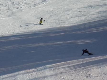 高速クルージングで快適でした。|信州松本 野麦峠スキー場のクチコミ画像