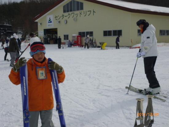 さらさらパウダー、手頃な距離|八幡平リゾート パノラマスキー場&下倉スキー場のクチコミ画像1
