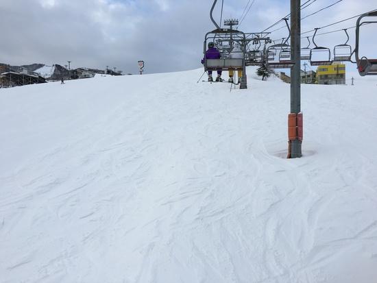 17年振りの石打丸山|石打丸山スキー場のクチコミ画像