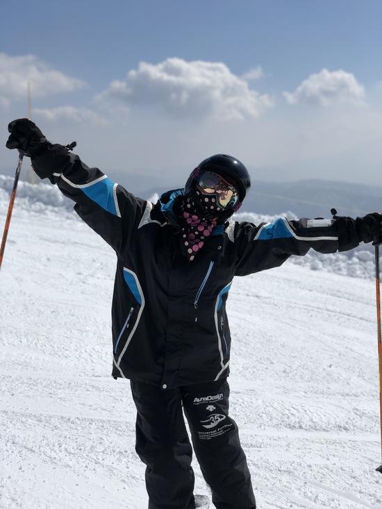 天気よし!バーンよし!|川場スキー場のクチコミ画像