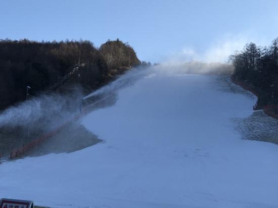 今年もオープン日に滑りました!|富士見高原スキー場のクチコミ画像2