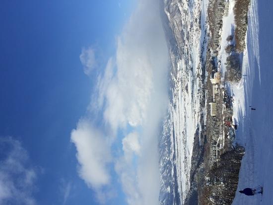 景色最高ー 北信州 木島平スキー場のクチコミ画像2