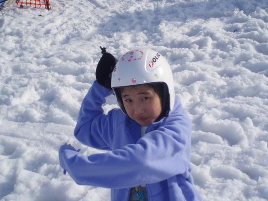 この季節最高でした|かぐらスキー場のクチコミ画像
