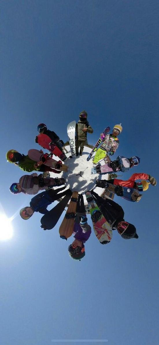 チャオ御岳スノーリゾートのフォトギャラリー1