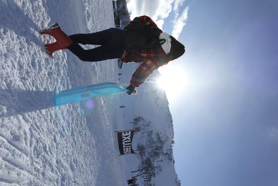 ホスピタリティあふれるスキー場でした。|谷川岳天神平スキー場のクチコミ画像