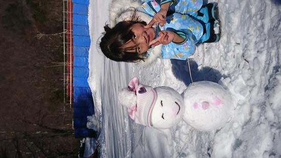 雪だるま|カムイみさかスキー場のクチコミ画像