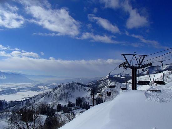 混雑具合|戸狩温泉スキー場のクチコミ画像