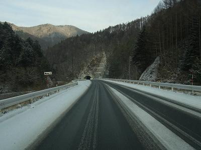 雪道交通情報|信州松本 野麦峠スキー場のクチコミ画像
