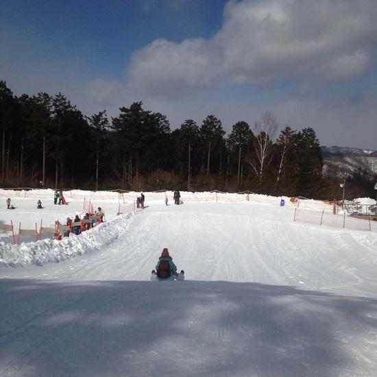 娘のスキー場デビューに|ハンターマウンテン塩原のクチコミ画像2