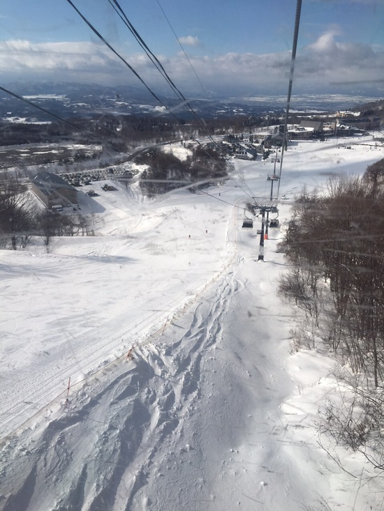 家族でスキー|星野リゾート アルツ磐梯のクチコミ画像2