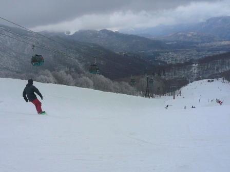 最後の冬型|Hakuba47 ウインタースポーツパークのクチコミ画像