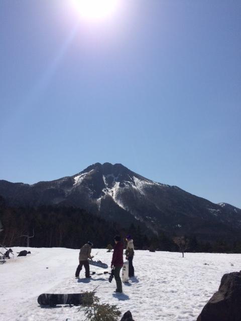 最高の滑り収め。|丸沼高原スキー場のクチコミ画像