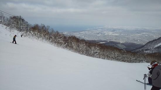 海を眺めるスキー場! サッポロテイネのクチコミ画像2
