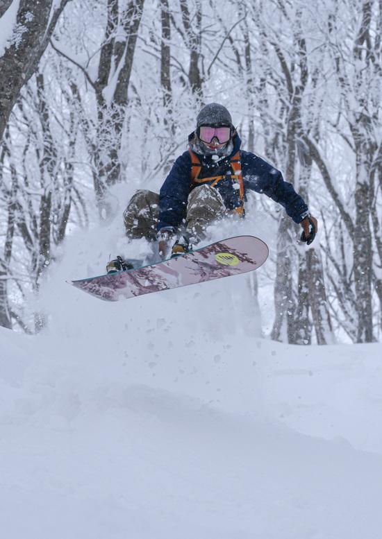 パウダーJUMP 野沢温泉スキー場のクチコミ画像