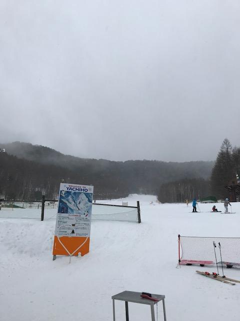 晴れのち雪のち雨…|八千穂高原スキー場のクチコミ画像3