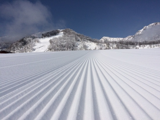3月のパウダー|赤倉温泉スキー場のクチコミ画像