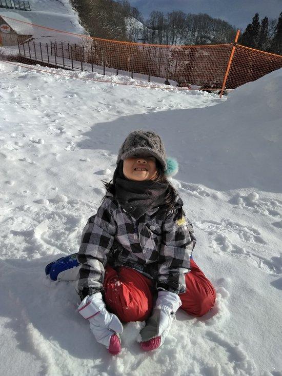 初めてのスキー|GALA湯沢スキー場のクチコミ画像2