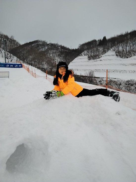 初めてのスキー|GALA湯沢スキー場のクチコミ画像3
