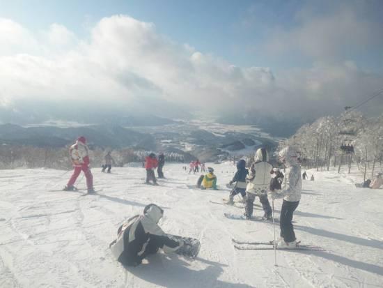 今年も雪が降りますように|スキージャム勝山のクチコミ画像