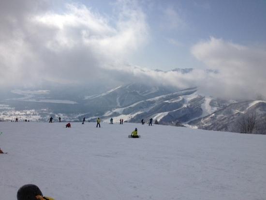 シーズンインにしては上出来の雪質!|白馬岩岳スノーフィールドのクチコミ画像