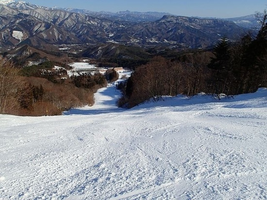 いいスキー場です♪