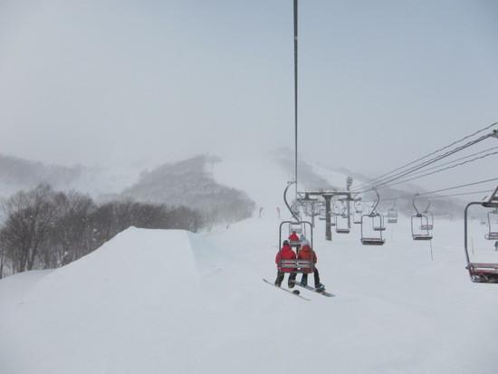 2014/01/31(金) 北海道 ニセコグランヒラフの速報|ニセコマウンテンリゾート グラン・ヒラフのクチコミ画像