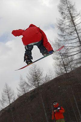 パーク!|八千穂高原スキー場のクチコミ画像