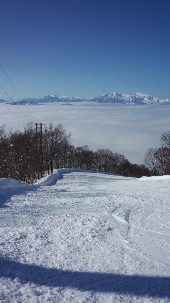 おすすめ! 野沢温泉スキー場のクチコミ画像