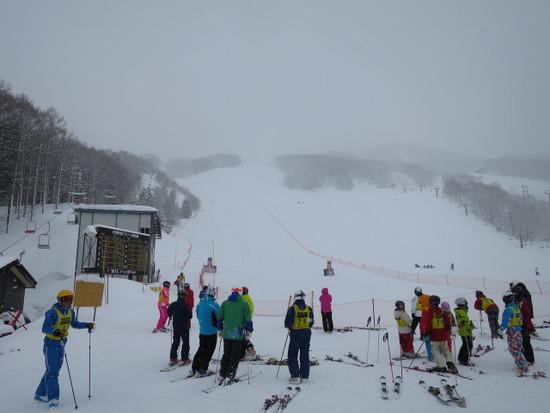 2014/01/31(土) 長野県 白馬岩岳の速報|白馬岩岳スノーフィールドのクチコミ画像