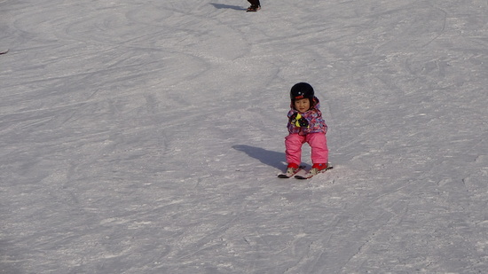 スキーデビュー|たんばらスキーパークのクチコミ画像