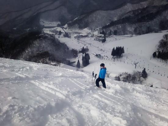 奥伊吹スキー場のフォトギャラリー1
