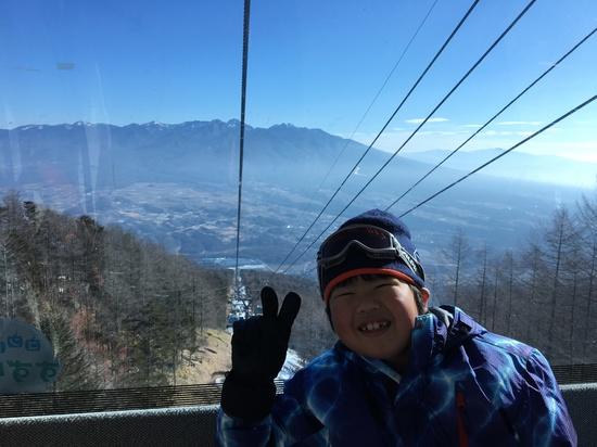 ゴンドラ最高!!|富士見パノラマリゾートのクチコミ画像