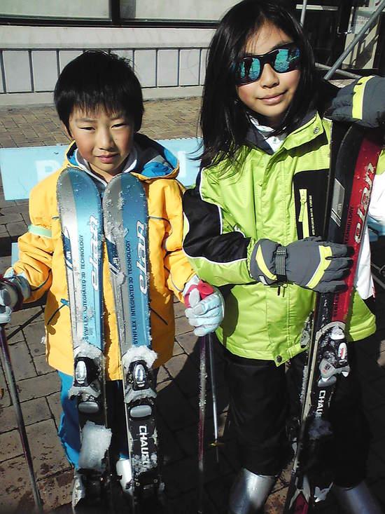 茶臼山高原スキー場のフォトギャラリー5