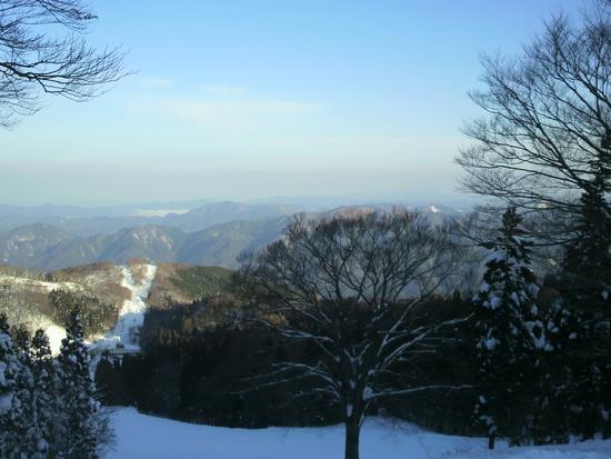 いい雪で景色最高です|アサヒテングストンのクチコミ画像