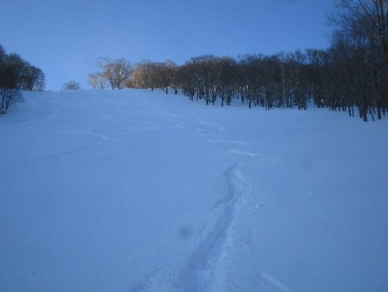 滑走距離が長いです。|妙高杉ノ原スキー場のクチコミ画像