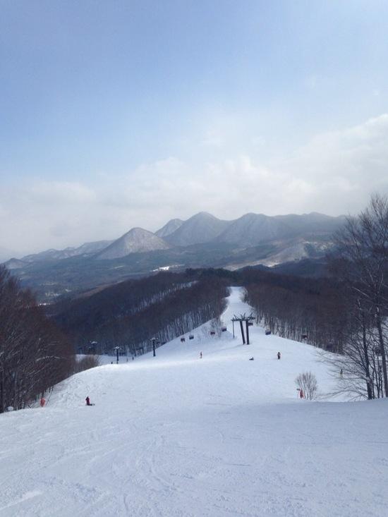 シーズン真っ盛り!|会津高原だいくらスキー場のクチコミ画像