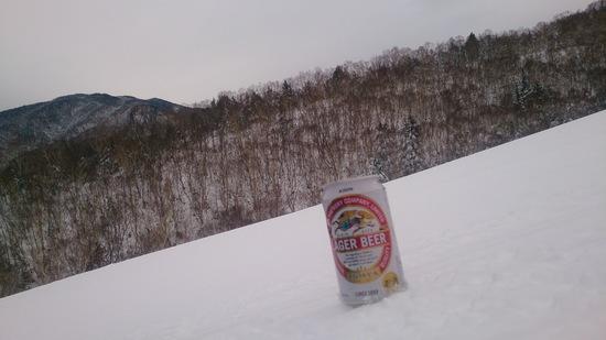 ブラボー!雪&サル♪|志賀高原リゾート中央エリア(サンバレー〜一の瀬)のクチコミ画像2