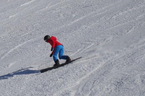 湿っていない重雪|信州松本 野麦峠スキー場のクチコミ画像