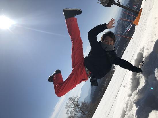 初!たんばらスキーパーク!|たんばらスキーパークのクチコミ画像