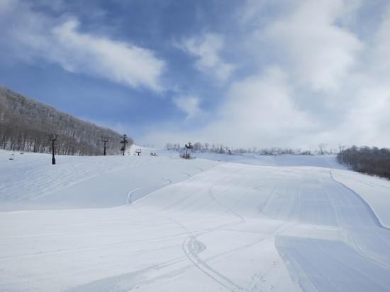 長距離滑走できたよ|栂池高原スキー場のクチコミ画像