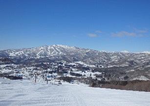 滑りやすさ最高|ひるがの高原スキー場のクチコミ画像