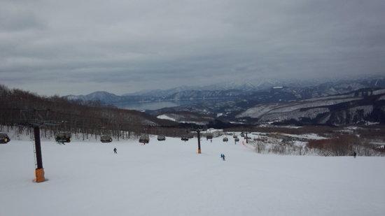 行ってきたぜ~(^_^;) たざわ湖スキー場のクチコミ画像2