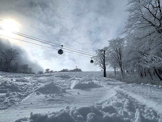 夏油高原スキー場のフォトギャラリー3